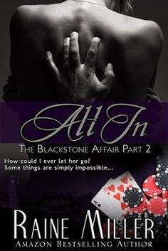 SAGA THE BLACKSTONE AFFAIR - COMPLETA - RAINE MILLER