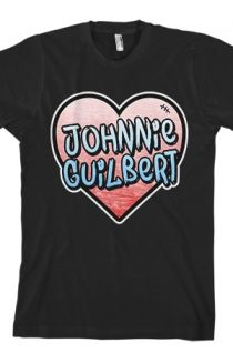 Heart T-Shirt - Johnnie Guilbert T-Shirts - Online Store on District Lines