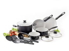 GreenLife Everyday Value 12pc Cookware Set, Black *** You can get additional details at the image link.