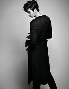 Lee Jong-suk // Harper's Bazaar Korea