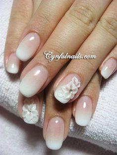 76 Cute 3D Nail Art Designs: Read more: http://www.nails.dopily.com/76-cute-3d-nail-art-designs/ photo source: www.nails-arts.com