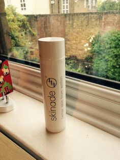 Don't let Monday rain spoil your day @Skinade contains all Bs to help moods and stress #HappyDrinking #HealthyLife