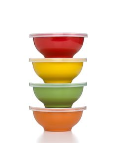 [MS] Set of 4 Prep Bowls
