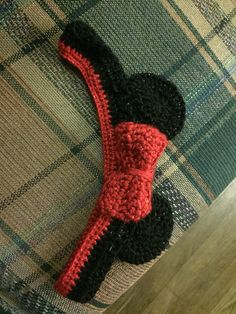 Mickey Mouse head band