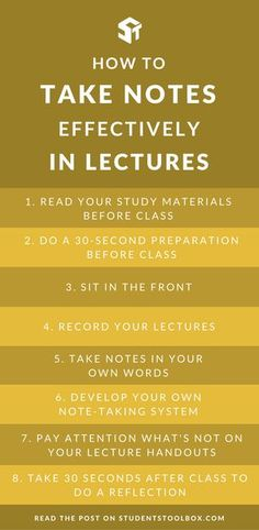 Wondering how you can take good lecture notes in college? Here are some study tips for you to take notes effective in class - including my note-taking system using OneNote!