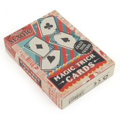Ridley's Magic Trick Cards, $7. Find this and more Gift Guides at SmallforBig.com #kids #toys #christmas