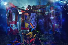 African art Paul Sika_Dandelia