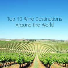 Wine tasting is a lovely way to spend a day or a weekend. Check out this list of top wine destinations by tapping this photo!  #RODwine #rodwineco #winedestinations