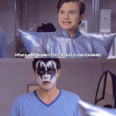 Glee | Finn & Kurt