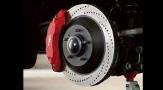 TRD High Performance Front Big Brake Kit