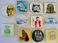Arty McGoo: Star Wars Cookies