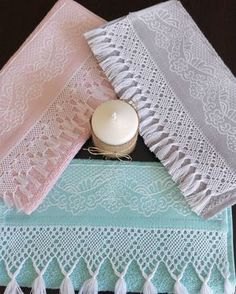 We have a # # # c # dowry handmade lace # # # tırnakbag tirnakbag of the # kastamonu . Personalised Gifts Handmade, Hand Weaving, Kitchen Decor, Candles, Knitting, Lace, Creative Ideas, Instagram, Celebrities