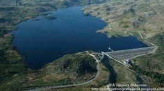 A Terceira Dimensão - Fotografia Aérea: Barragem do Pinhão