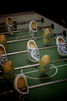 Wooden Shoes and Soccer