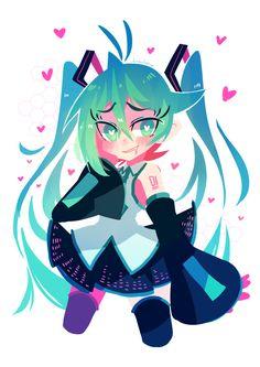 Anime Kunst, Anime Art, Vaporwave, Project Tiger, Kagamine Rin And Len, Chibi Cat, Anime Galaxy, Cartoon Art Styles, Cute Drawings