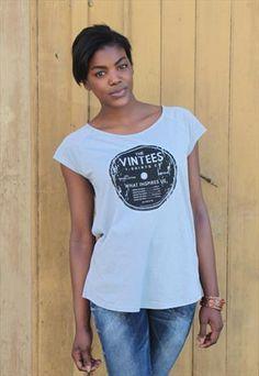 The Vintees Grey #thevintees #asos