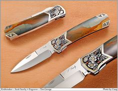 Photos SharpByCoop • Gallery of Handmade Knives - Page 18