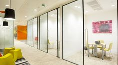 The glass doors within our Axile Series all feature a frameless glass door leaf. Axile Pulse and Axile Clarity. Glass Office Partitions, Glass Partition, Office Relocation, Office Fit Out, Multifunctional Furniture, Ensuite Bathrooms, Office Interiors, Roofing Materials, Office Designs