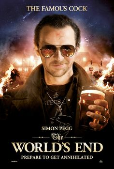 The World's End promo posters!