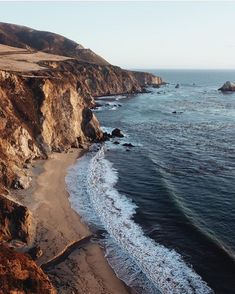 The Christmas giveaways continue today…but first a landscape. Photo by in California. Beach Aesthetic, Travel Aesthetic, Beach Photos, Cool Photos, Christmas Giveaways, Christmas Time, Folk, Anna, Ocean Wallpaper