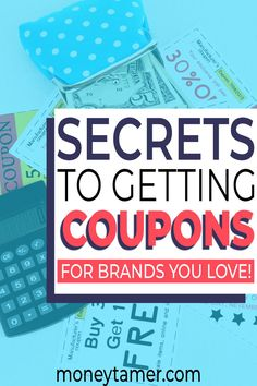 While not as common as before, many companies will still send out free coupons in the mail if you know the trick to get on their mailing list. How To Start Couponing, Couponing For Beginners, Couponing 101, Extreme Couponing, Coupons For Free Items, Free Coupons Online, Free Coupons By Mail, Print Coupons, Amigurumi