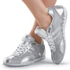 Akita Metallic Glitter Dance Sneaker; Gotta Flurt, Dancewear Solutions, $29.95  Save 25%