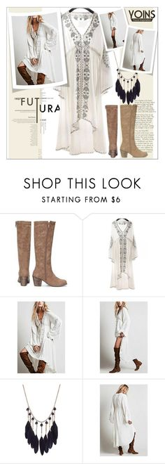 """""""yoins 3.8"""" by meyli-meyli ❤ liked on Polyvore featuring Behance, women's clothing, women's fashion, women, female, woman, misses, juniors and yoins"""