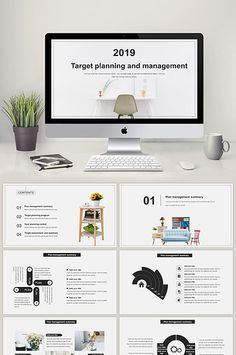 White Business Europe and America Wind Target Planning and Management PPT Template Powerpoint Format, Powerpoint Word, Creative Powerpoint, Business Ppt Templates, Goal Planning, Business Goals, Sign Design, Management, Photoshop