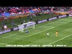 2010 FIFA World Cup All Goals video-- great 25 min summary of that World Cup