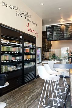 9 amazing & yummy places to eat healthy in Los Angeles - Beaming Cafe in Santa Monica