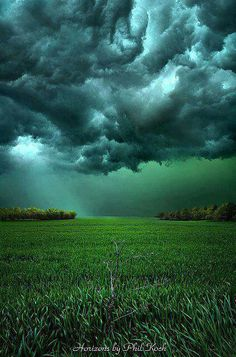 I love a good summer storm in the Midwest (as long as nothing in the shape of a cone starts to drop out of the sky).