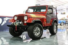 1976 Jeep CJ5 Other