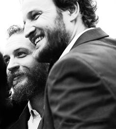 Tom Hardy and Jason Clarke