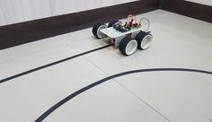 Arduino Line Follower Robot 1