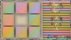 Autumn Bliss - Gradient Papers CU