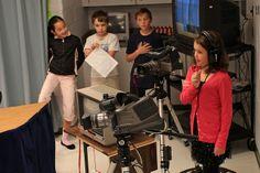 tv news for fifth graders   Flickr: Intercambio de fotos
