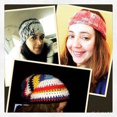 Love our customers :):) @zainashakhshir   #yarknit #headband #headbands #beanie #hat #coloredbeanie #wool #winterwear #yarn #knit #knittedwithlove #happy #beautifulpeople #beamman #amman #jordan