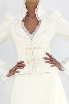 Chanel Couture Fashion Show & More Details