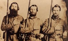 These brothers served in the same unit during the Civil War: Company E, South Carolina 1st Infantry Regiment (Orr's Rifles). Description from civilwartalk.com. I searched for this on bing.com/images