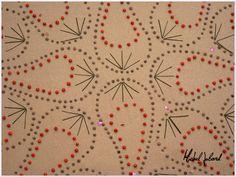 Rose des vents. mandala végétal Land Art, Michel, Mandala, Kids Rugs, Home Decor, Compass Rose, Artist, Decoration Home, Kid Friendly Rugs