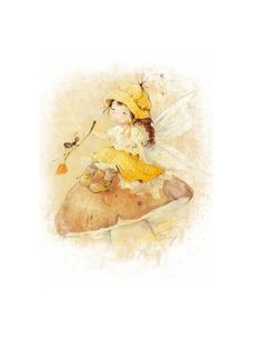 Fairy .jpg | Kate Babok | Representing leading artists who produce children's and decorative work to commission or license. | Advocate-Art