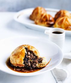 """""""People still stop me and request it,"""" Christine Manfield says of her five-spice duck and shiitake pies. """"Where the humble meat pie holds special significance for many Australians, this version elevates it to a refined status."""""""