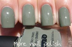 piCture pOlish Camo swatched by More Nail Polish!