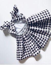 Trendy sewing clothes kids children little girls 23 ideas Fashion Kids, Baby Girl Fashion, Toddler Fashion, Toddler Dress, Toddler Outfits, Toddler Girl, Kids Outfits, Baby Outfits, Baby Dress Patterns