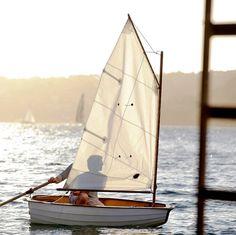 The BBCo Sailboat Kit - hardtofind.