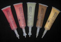 Micropigmentación :: Pigmentos Unidosis 3 ml - American Cosmetics®. Tienda Online de especializada en productos de cosmética. Cosmética | uñas | extensiones | pestañas | productos | estética | formación | micropigmentacion | tatoo