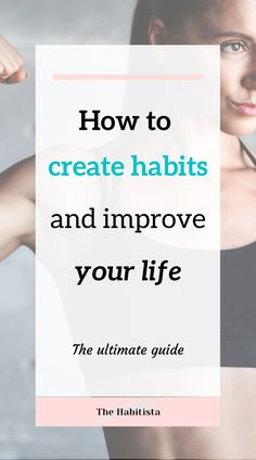 This this the ultimate guide to creating habits and improving your life! Don't wait - start changing your life today! how to make a habit | how to better yourself | building habits | your values | life values | intentional living Life Values, Your Values, How To Better Yourself, Improve Yourself, Set A Reminder, Healthy Habits, You Changed, Learning, Create