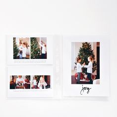 December Album 2014 {day 9 and tree decorating page} by LilyandTwig at @studio_calico