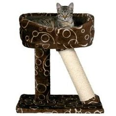 Trixie Cabra Scratching Post