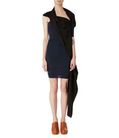 Cowrie Dress Black